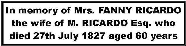 Fanny Ricardo
